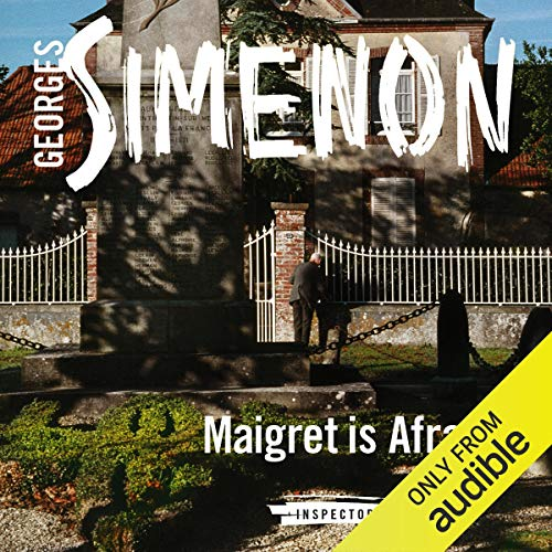 Maigret Is Afraid Titelbild