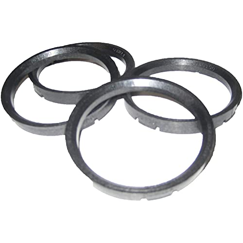 CECO Alloy Hub Centric Rings Set of 4 Small Chamfer 73.00mm 64.15mm