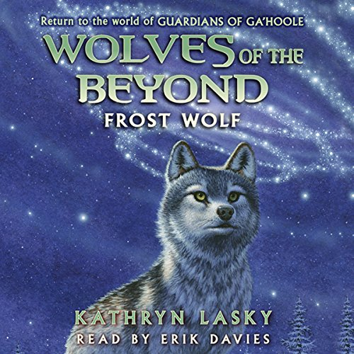 Frost Wolf audiobook cover art