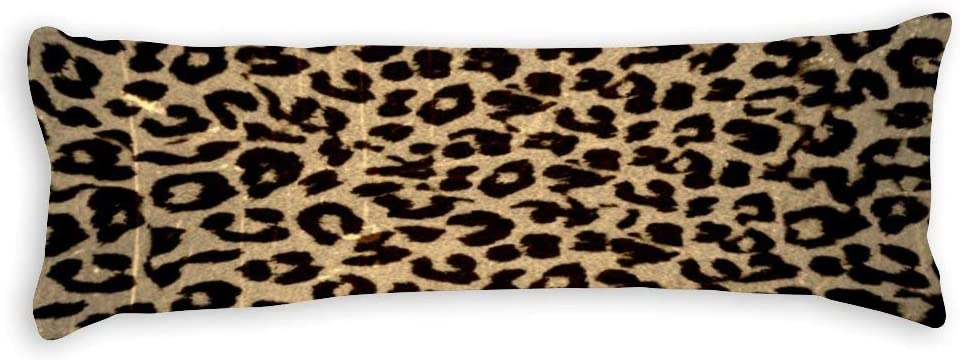 Tamengi Body New products, world's highest quality popular! Pillowcase Vintage Leopard Extra Fur Print Skin Lo Beauty products