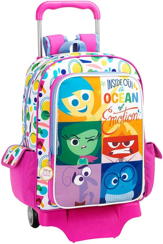Umgekehrt großes-Schultasche mit Rollen, 41 cm umgekehrt Jahr Ocean Ocean Ocean of Emotion B013JJ5CC4 | Wirtschaft  7a2069