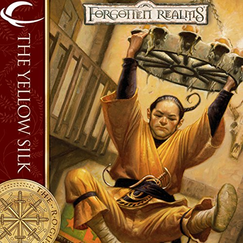 The Yellow Silk  By  cover art