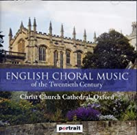 English Choral Music of the 20