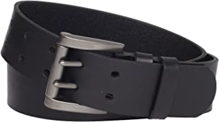 Levi's Men's Work Belt - Heavy Duty Thick Wide Soft...