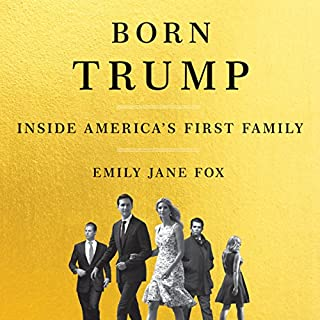 Born Trump audiobook cover art