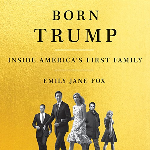 Couverture de Born Trump