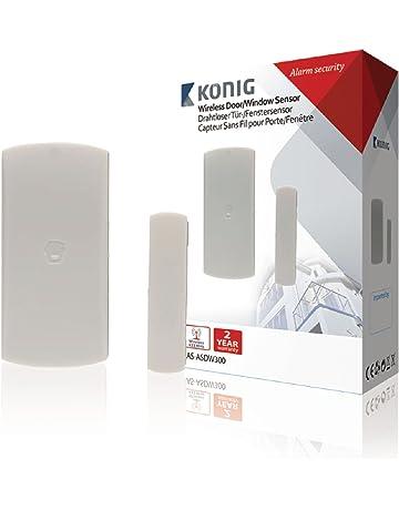 Bianco FP-TECH FP-ZD01 Sensore per Vibrazione