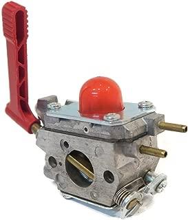 The ROP Shop Carburetor for Zama C1U-W50A 585345913 for Homelite Poulan Pro String Trimmers