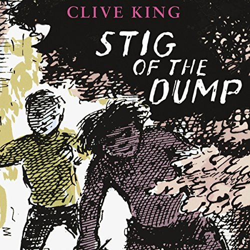 Stig of the Dump audiobook cover art
