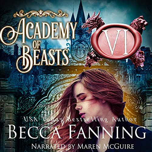 Academy of Beasts VI cover art