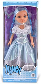 Nancy - Princesa De Cristal, Muñeca con Vestido de Princesa y Corona para Niños y Niñas a Partir de 3 Años, Multicolor, (Famosa 700013514)