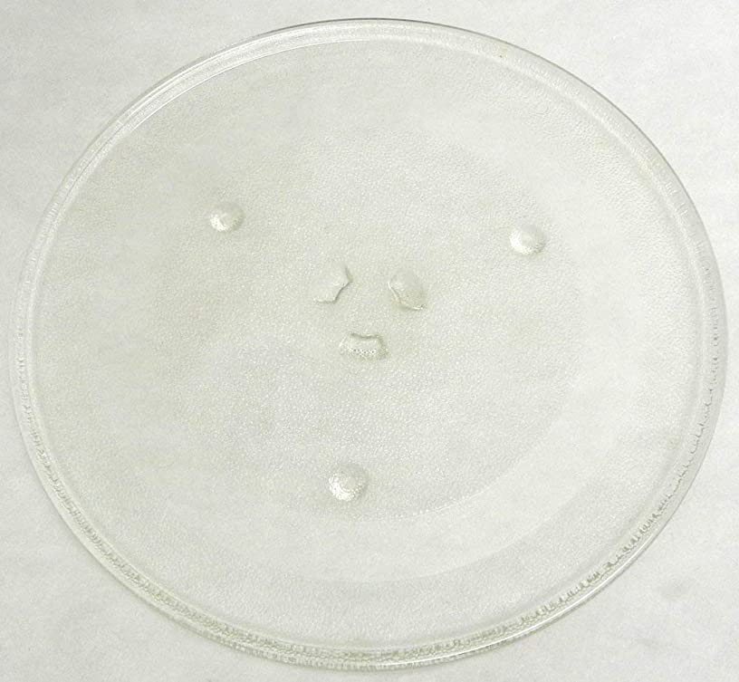 GE WB49X10097 Microwave Glass Turntable Plate Tray