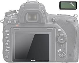 (2 Pack) VKO LCD Screen Protector Compatible for Nikon D750 DSLR Camera Anti-scrach Tempered Glass 9H Cover