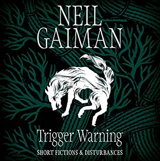 Couverture de Trigger Warning: Short Fictions and Disturbances