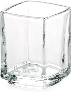 アデリア タンブラー 最大4.5×4.5×高5.5cm ラ・ロシェール ミニグラス50ml H-3956