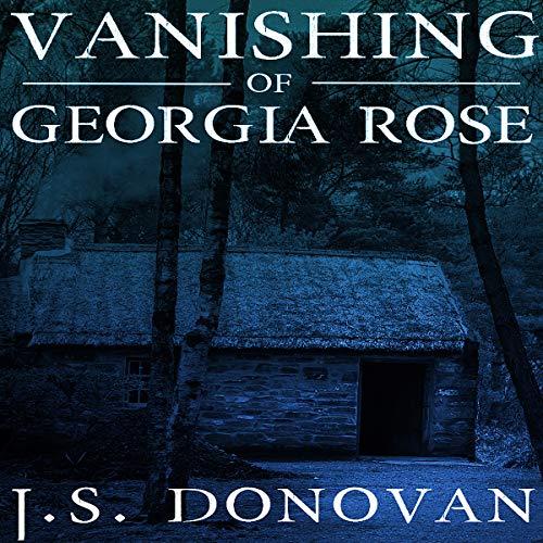 The Vanishing of Georgia Rose audiobook cover art