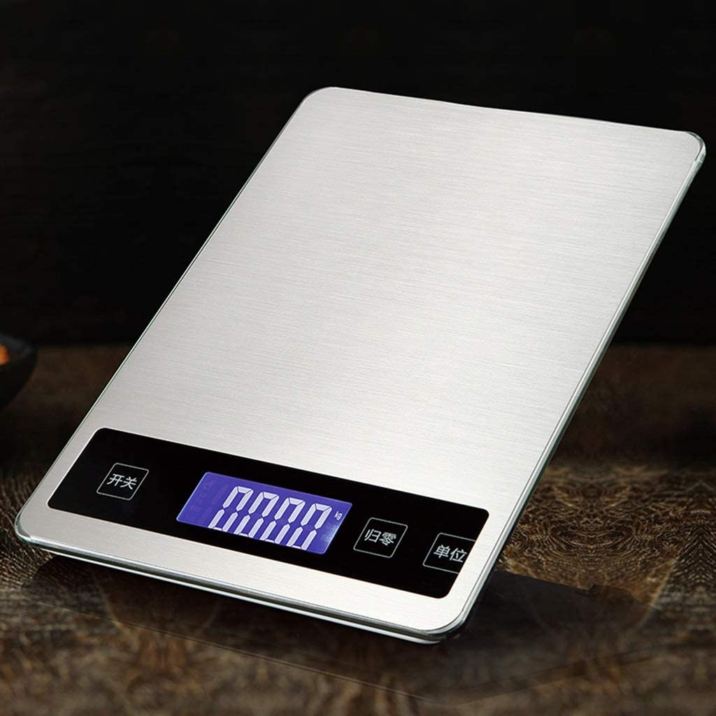 Electronic Scales lyqqqq Precision Kitchen Waterproof Hous Virginia Max 70% OFF Beach Mall Scale