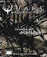 Quake Mission Pack No. 1: Scourge of Armagon expansion (輸入版)