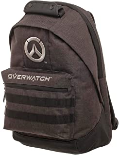 Overwatch Backpack Adult Built-Up Laptop Gaming Backpack