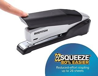 Bostitch Office Metal Executive Stapler – 3 in 1 Stapler – One Finger, No..