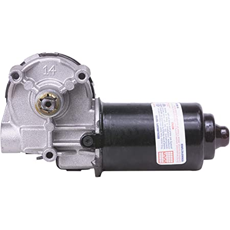 A1 Cardone 43-2121 Remanufactured Wiper Motor 1 Pack