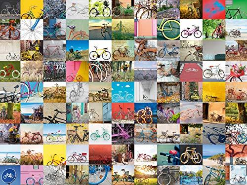 Ravensburger Puzzle - 99 Biciclette e Altro, 16007 5