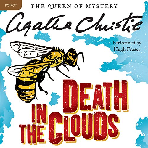Couverture de Death in the Clouds
