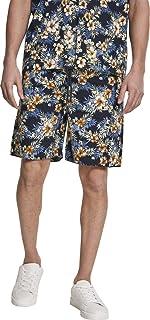 Urban Classics Mönster Resort shorts för män