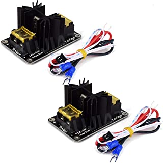 HiLetgo 2pcs 3D Printer 30A Big Current Mos Tube Heat Bed Power Module Heat Bed Expansion Board High Current Load Mos Tube...