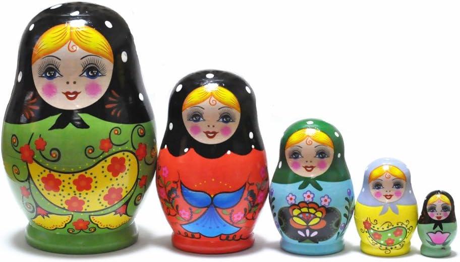 FinerMe Fine Work Ranking TOP7 Russian Nesting Wood Stacking Ranking TOP5 Matryoshka Dolls