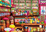Buffalo Games - Aimee Stewart - Sweet Shop - 300 Large Piece Jigsaw Puzzle