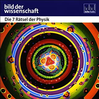 Die 7 Rätsel der Physik - Bild der Wissenschaft Titelbild