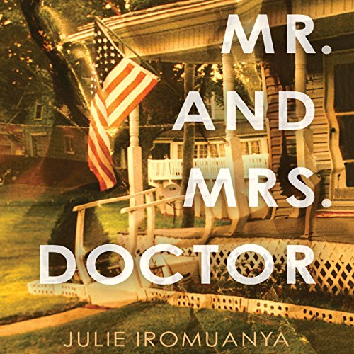 Mr. and Mrs. Doctor audiobook cover art