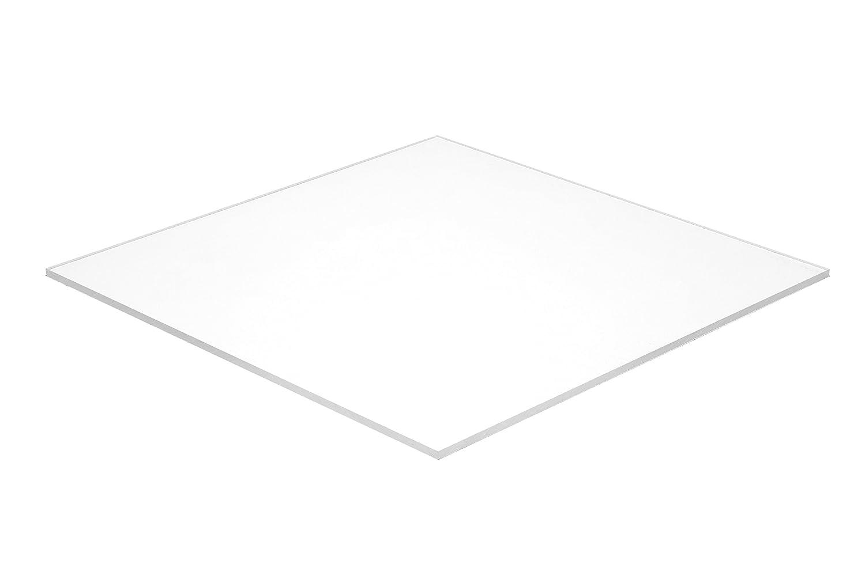 Falken Design WT3015-1-4/2436 Acrylic White Sheet, Opaque, 24