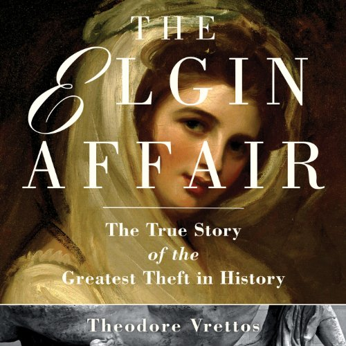 The Elgin Affair audiobook cover art