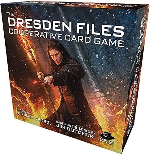 Evil Hat Productions EHP00022 Kartenspiel Dresden Files  Cooperative