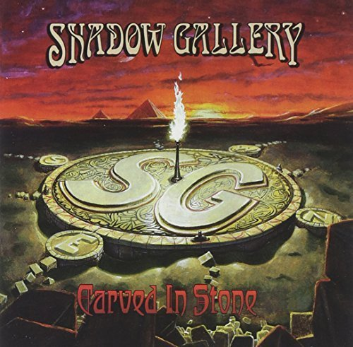 CARVED IN STONE by Shadow Gallery (1995-07-11)
