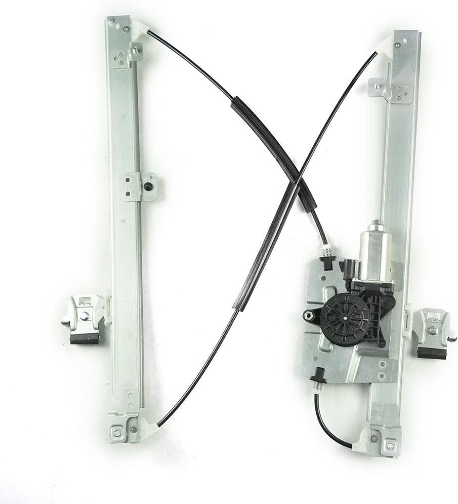 割り引き 1pc Rear Right Passenger Side Power Motor Window Regulator with 通販