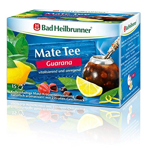 Bad Heilbrunner Mate Tee Guarana, 1er Pack