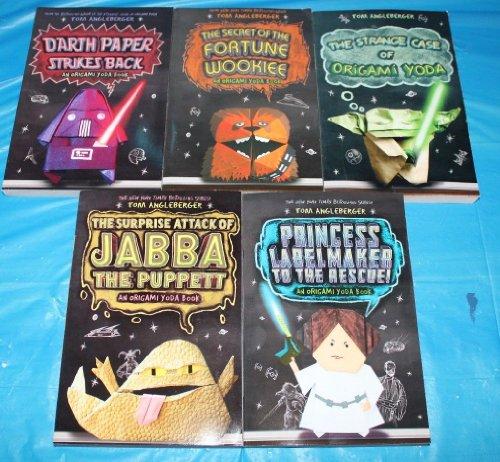 Origami Yoda Series: 5 Book Set