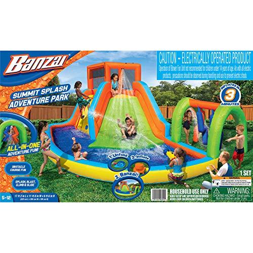 professional Banzai Summit Splash Adventure Park