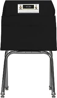 Seat Sack Storage Pocket, Standard, 14 Inches, Black - 1372892