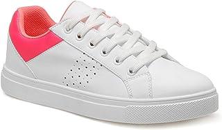 CS20018 Fuşya Kadın Sneaker Ayakkabı