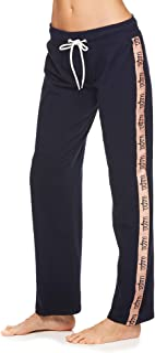 Womens Script Logo Super Soft Lounge Pajama Pants