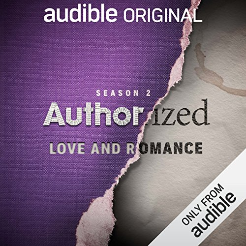 Ep. 11: André Aciman (Authorized: Love and Romance) audiobook cover art
