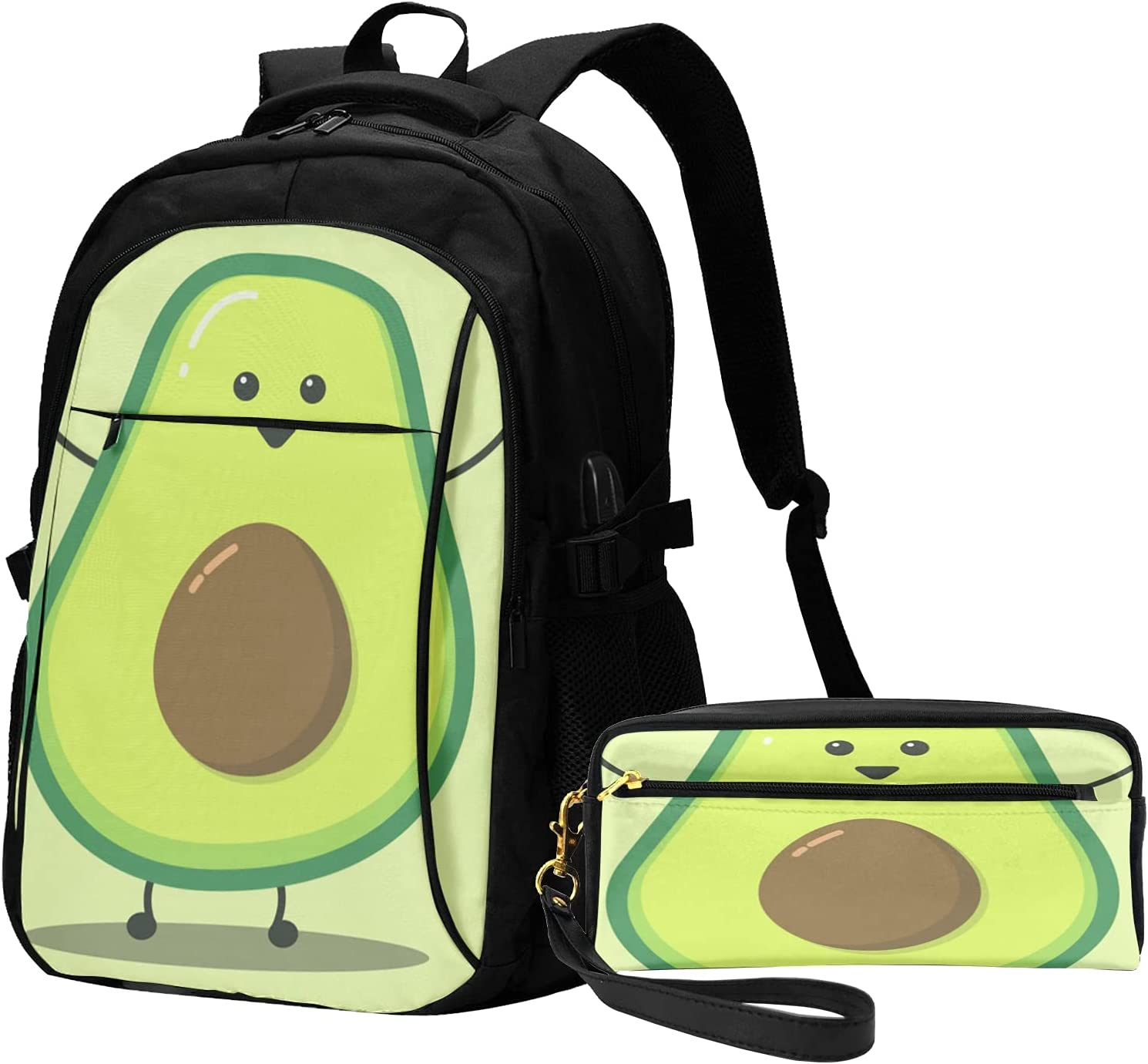service Backpack With Usb Sales for sale Charging Headphone Schoo Zipper Double Port