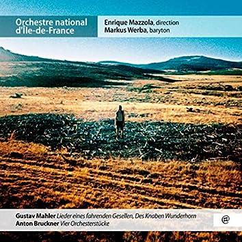 Mahler - Bruckner