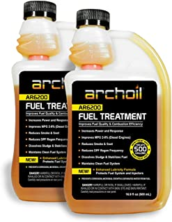 Archoil AR6200 Fuel Treatment Two Pack - 2 x 16oz Bottles - Treats 1,000 gallons of Fuel