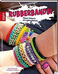 Buch über Loom Bands machen, Homeschool News, Jan und Bernice Zieba