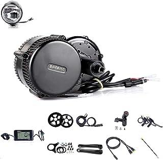 Bafang BBS01B 36V 350W Kit Mid Drive Juego de conversión de Bicicleta eléctrica Kit de Motor Central Kit de Accesorios Kit...